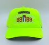 "Vinnies ""County of Kings"" Champions Trucker - Safety Green"