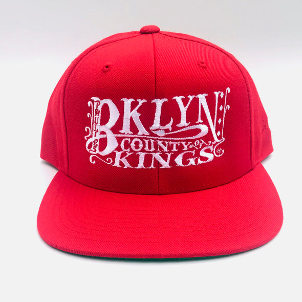 Vinnies BKLYN county snapback