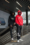 Brooklyn x Vinnies - Pullover- Red