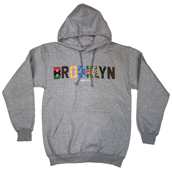 Brooklyn x Vinnies - Pullover- Heather