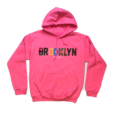Brooklyn x Vinnies - Pullover- Pink