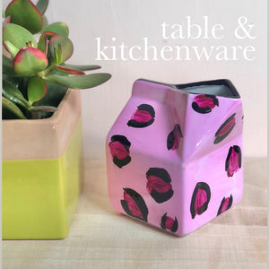 Table & Kitchenware