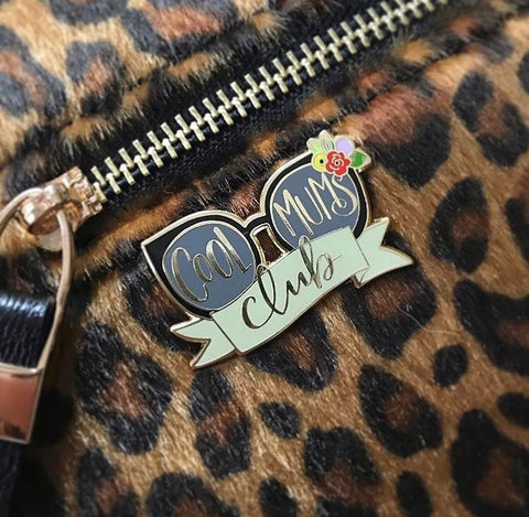 Cool Mums Club  Luxury Enamel Pin