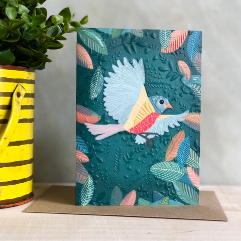 Bird Greeting Notecard