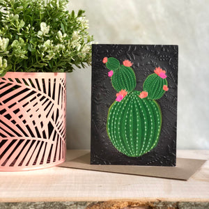 Cactus Greeting Notecard