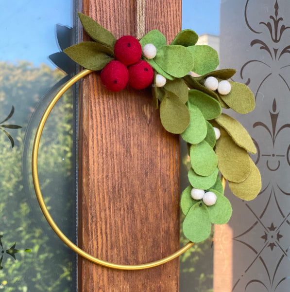 DIY Christmas Wreath Kit