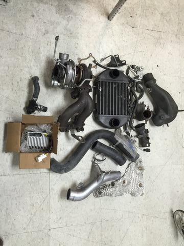 2009 Factory Z1 Arctic Cat Turbo Kit