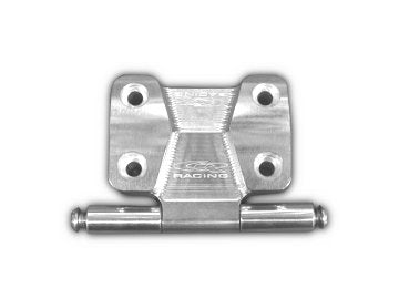 CR Polaris Axys Boost Gauge Bracket - Stock Riser