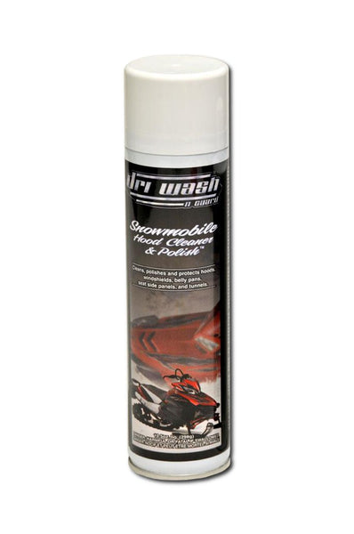 Dri Wash n Guard - Snowmobile Hood Cleaner