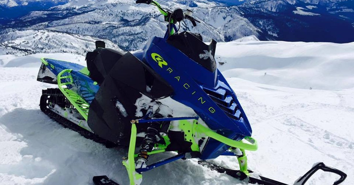 Snowmobile Snow Machine Sled Cover fits Arctic Cat ProCross XF 1100 Turbo SNO Pro High Country 2012