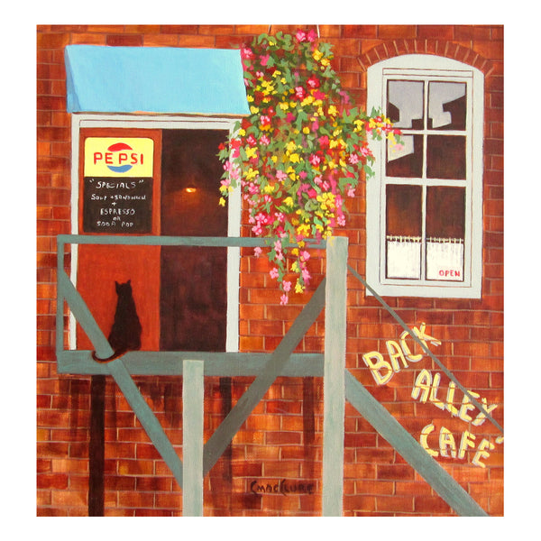 Back Alley Cafe
