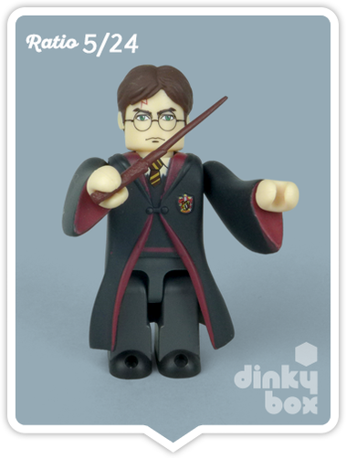 Harry Potter mini figure collectable produced by Medicom Toys, Japan. Available to buy from dinkybox UK.