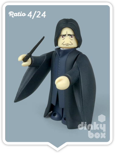 Kubrick Professor Snipe mini figure collectable produced by Medicom Toys, Japan. Available to buy from dinkybox UK.