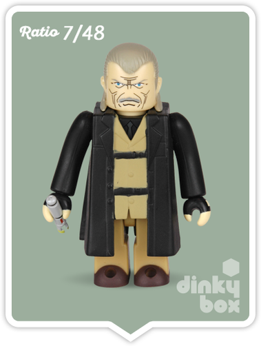 "Kubrick Metal Gear Solid open choice, pre-identified Liquid Ocelot 2.5"" mini figure available within the UK."