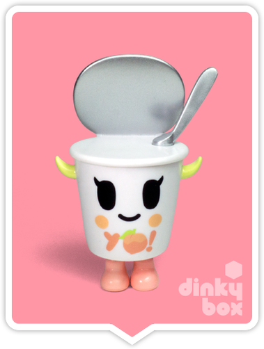 Tokidoki Moofia S2 Peachy MoMo open choice mini figure available to purchase in the UK.