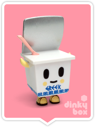 Tokidoki Moofia S2 Zeus open choice mini figure available to purchase in the UK.