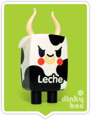 Tokidoki Moofia S1 Leche open choice mini figure available to purchase in the UK. You have to love that cheeky wink!