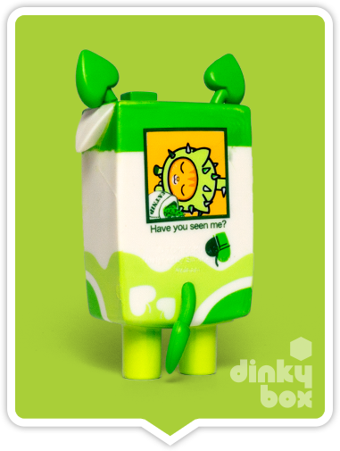 Buy your cute Soya Milk figure at dinkybox. Have you seen this Cactus Pup?
