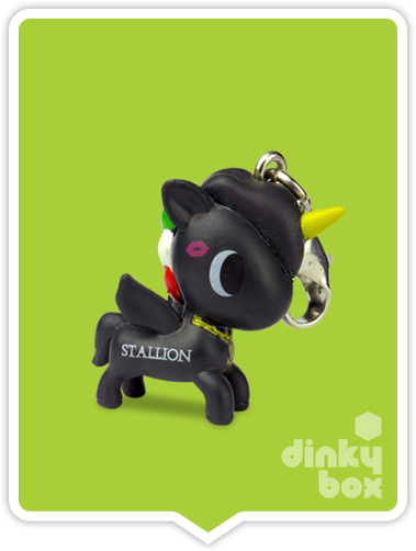"OPEN BOX Tokidoki Unicorno Frenzies S1 : 1"" Mario zipper pull/charm (complete with all original packaging) - moosedinky"