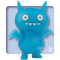 Uglydoll Series 1 Action Figure Ice-Bat Light Blue