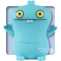 Uglydoll Series 1 Action Figure Babo Light Blue