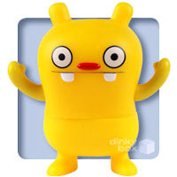 Uglydoll Series 1 Action Figure Jeero (Yellow)