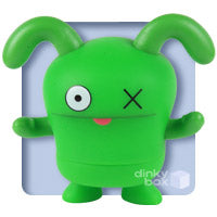 "OPEN BOX Uglydoll  S1 : 3"" Ox (Green) Action Figure 15yrs+"