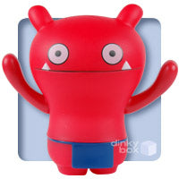 Uglydoll Series 1 Wage (Red)