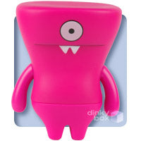 Uglydoll Series 1 Wedgehead (Pink)