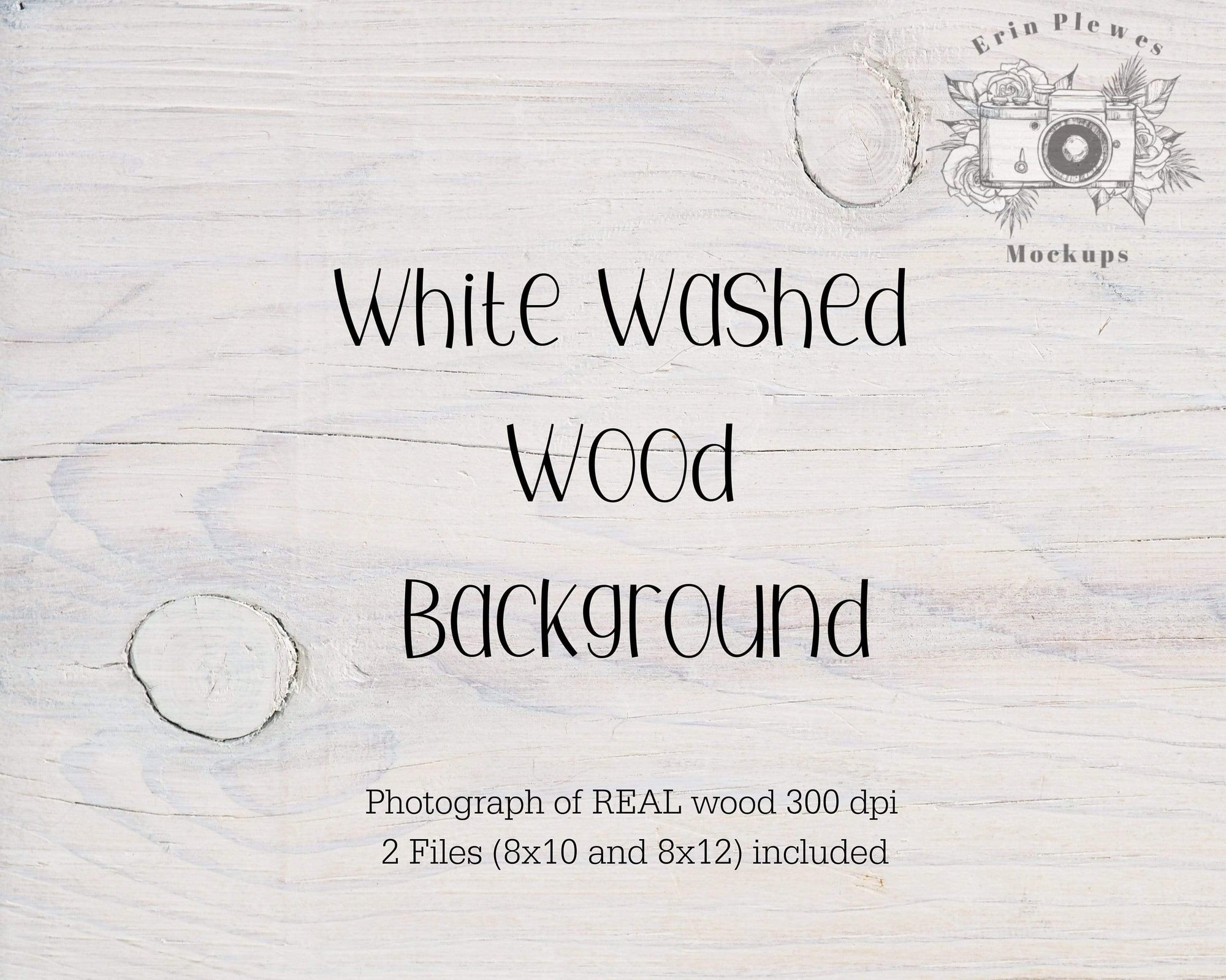 Erin Plewes Mockups Gray Wood Digital Background, Rustic White Washed Wood Digital Paper, Wood Background Mockup, Instant Digital Download Jpg