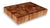 "Maple End Grain Chopping Blocks 3½"" Thick"