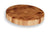 "Maple End Grain Round Chopping Block 2"" Thick"