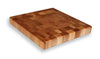 "Maple End Grain Chopping Block 2"" Thick"