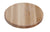 "Maple Round Cutting Board 1¼"" Thick"