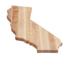 "Maple California Cutting Board 1"" Thick"
