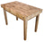 "Maple End Grain Table / Island - Double Dovetail 4"" Thick"