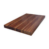 "Black Walnut Island Top 3"" Thick"