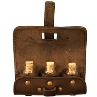 3 Bottle Potion Pouch - Simple Fandom