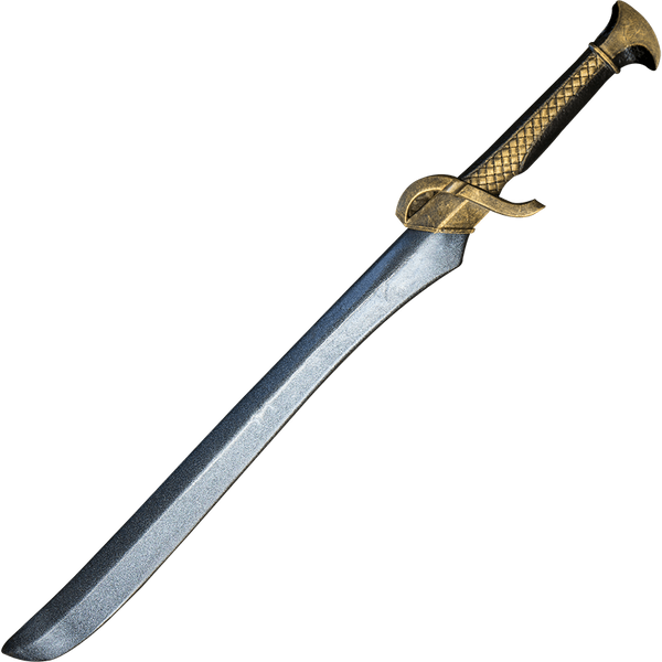 Braided Elven Battle Ready Sword - Simple Fandom