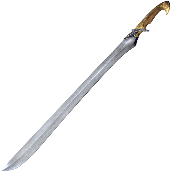 Elven Warrior Long Sword LARP - Simple Fandom