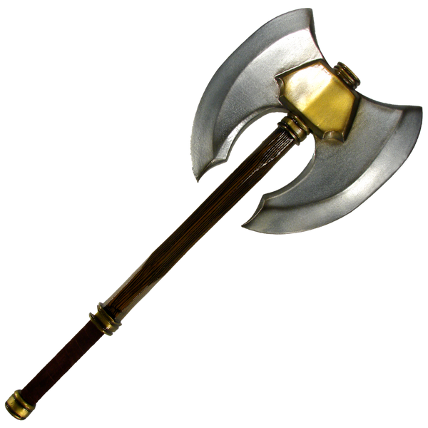 Double Headed Battle Axe - Simple Fandom