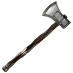 Short Hand Axe - Simple Fandom