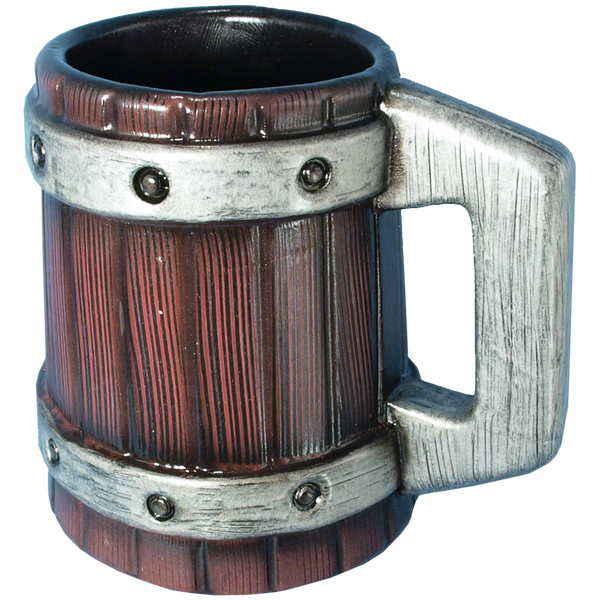 LARP Beer Mug for Throwing - Simple Fandom