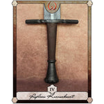 Medieval Replica Short Sword IV by Wyvern Crafts - Simple Fandom