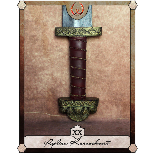 Nordic Replica Short Sword XX by Wyvern Crafts - Simple Fandom