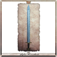 Dark Ages Medieval Replica Short Sword XII by Wyvern Crafts - Simple Fandom