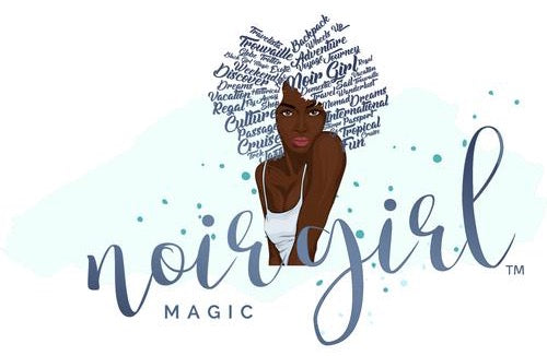Noir Girl Magic Logo