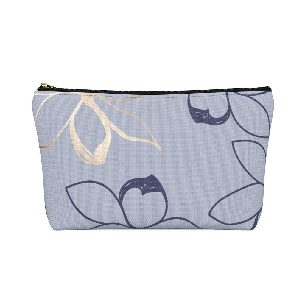 Jasmine In Bloom Cosmetic Travel Bag/Packing Cube Back