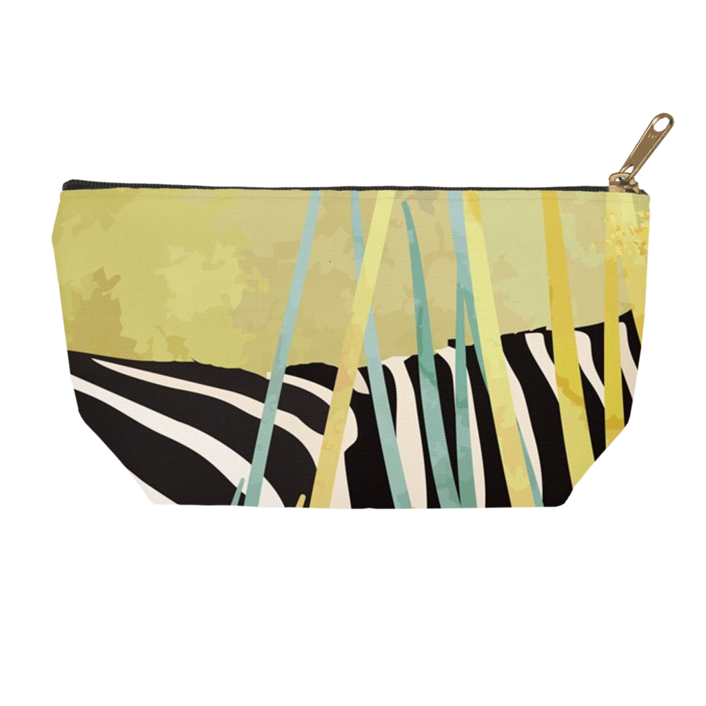 The Jungle Accessory Pouch