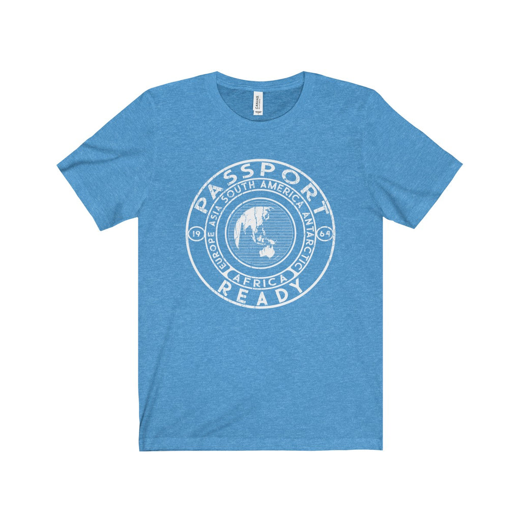 Mens Passport Ready Jersey Tee